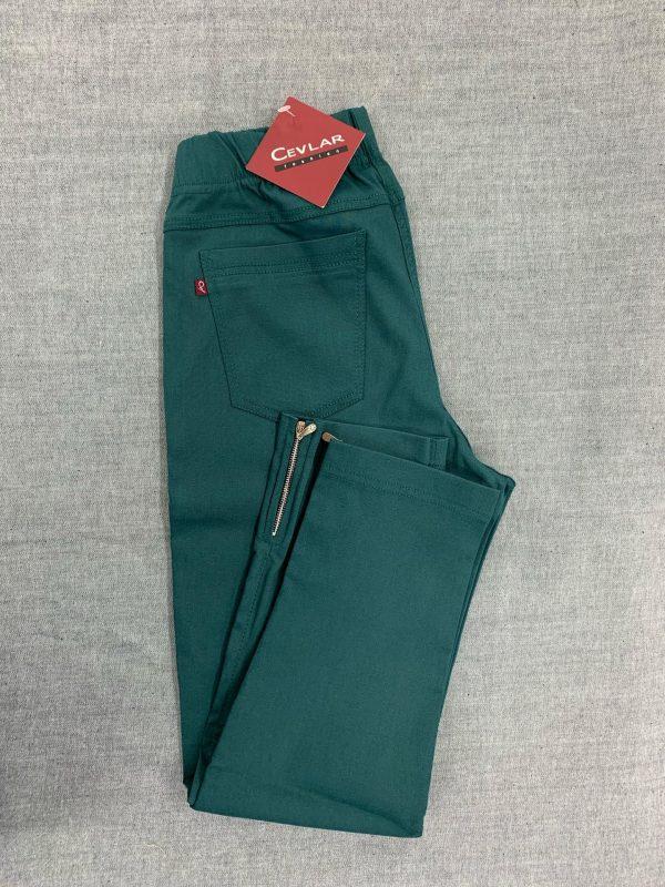 Spodnie Cevlar B04 kolor malachit