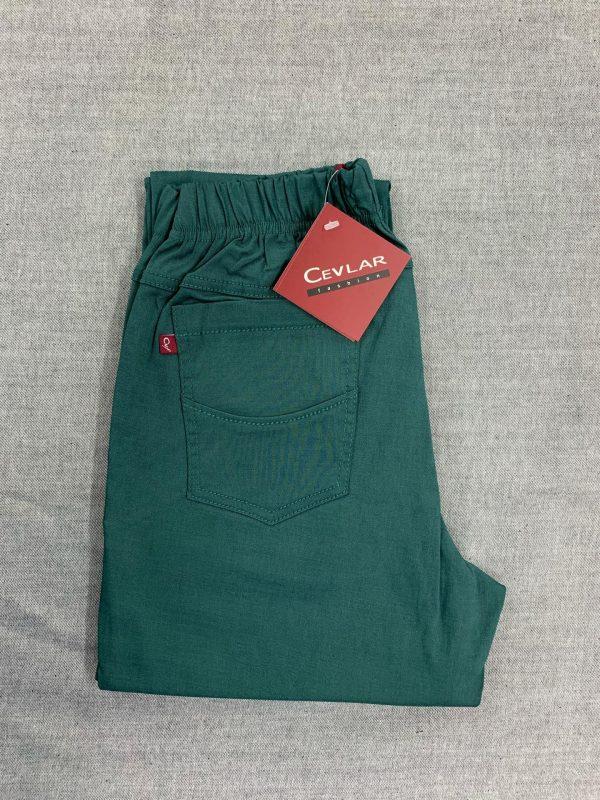 Spodnie Cevlar B07 kolor malachit