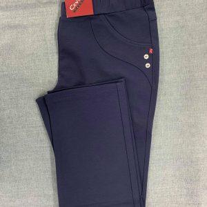 Spodnie Cevlar Miya 02 ciepłe – kolor granatowy