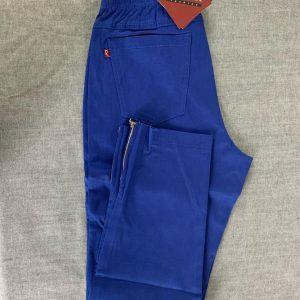 Spodnie Cevlar B04 kolor chabrowy