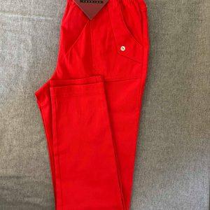 Spodnie Cevlar B09 kolor czerwony