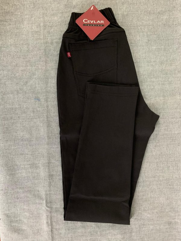 Spodnie Cevlar B07 kolor czarny
