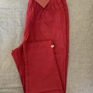 Spodnie Cevlar B08 kolor bordowy