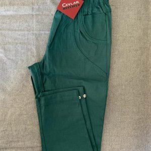 Spodnie Cevlar B08 kolor malachit