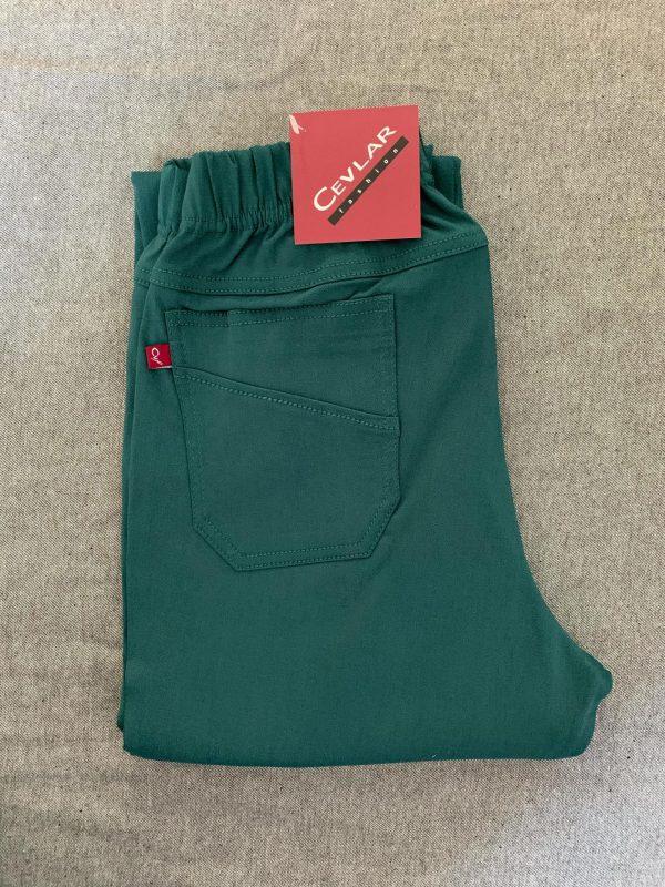 Spodnie Cevlar B09 kolor malachit