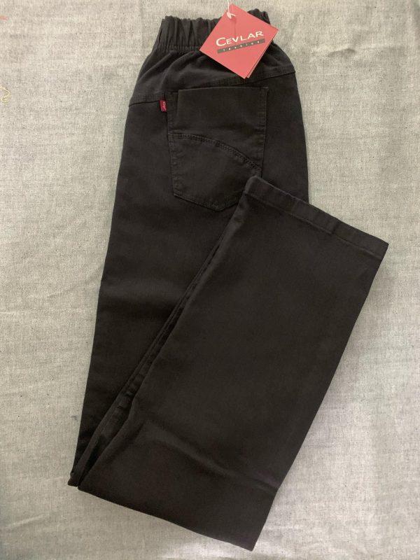 Spodnie Cevlar BJB 02 jeans kolor czarny