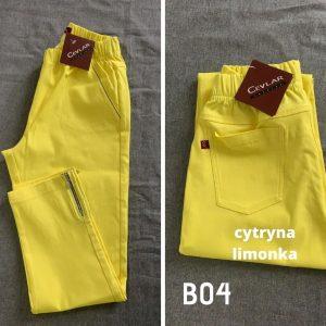 B04 cytrynka limonka