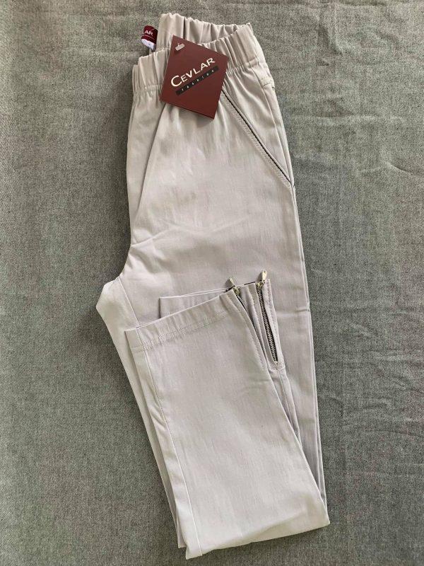 Spodnie z bengaliny Cevlar B04 kolor jasny gołąb