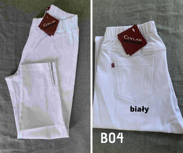 B04 kolor biały