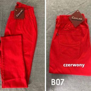 B07 czerwony