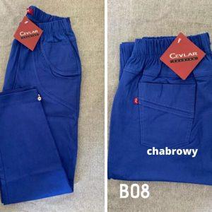 B08 chabrowy