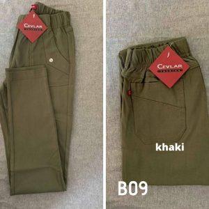 B09 khaki