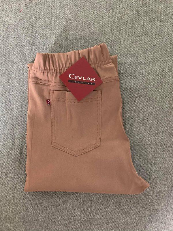 Spodnie CEVLAR B04 camel ciemny