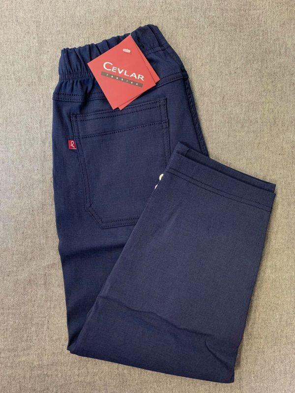 Spodnie Cevlar B05 długość 3/4 kolor granatowy
