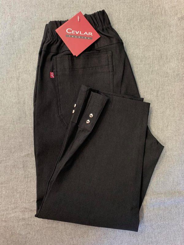 Spodnie Cevlar B05 długość 3/4 kolor czarny