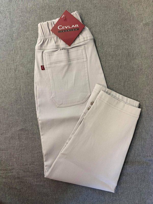 Spodnie Cevlar B05 długość 3/4 kolor jasny gołąb